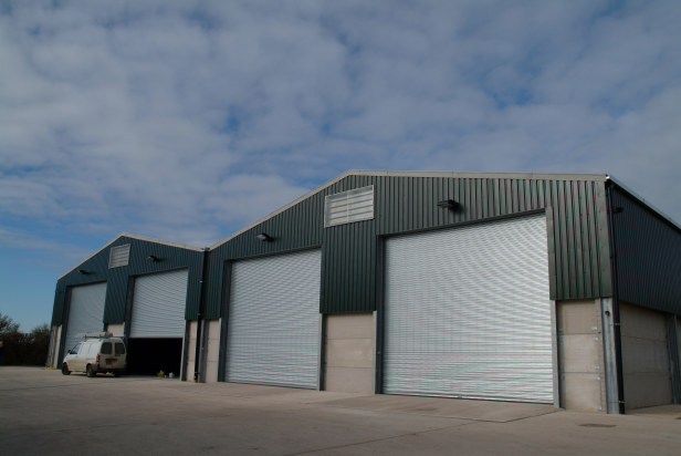 Ambassadoor /Industrial Door Systems Ltd-Roller Shutters