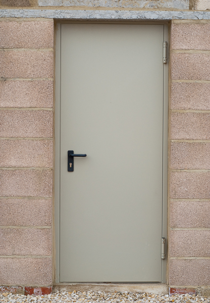 Metal Entry Doors And Frames : Door frame commercial steel doors and frames